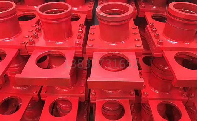 混凝土泵管截止阀的图片