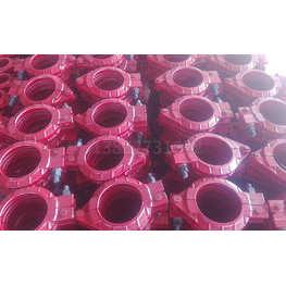 混凝土泵管管卡