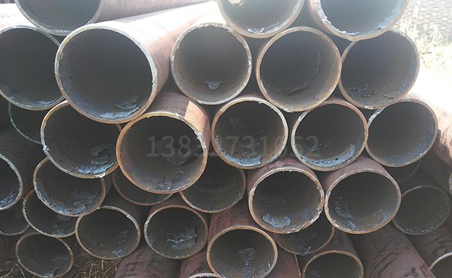 钻杆扩管的无缝混凝土泵管