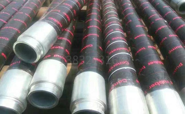 3米DN125地泵软管