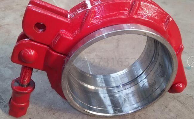 125高压泵管管卡
