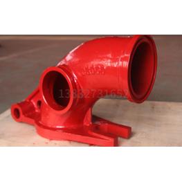 泵车铰链弯管