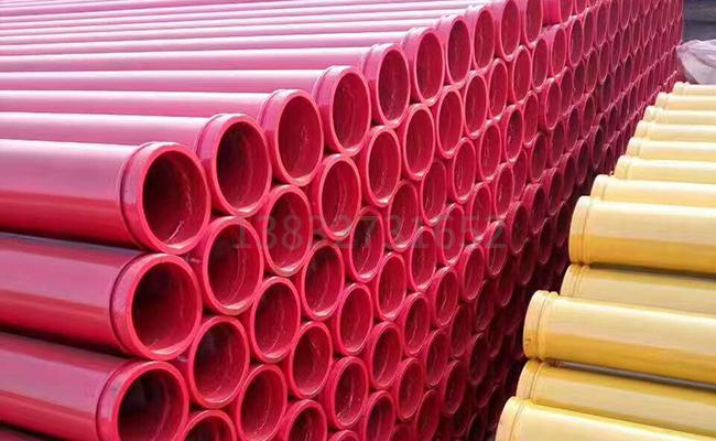 泵管的厚度有幾種