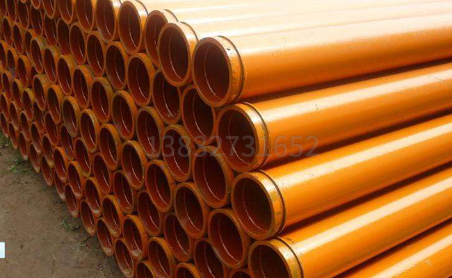125輸送地泵管