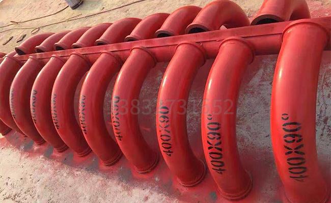 125输送泵管弯头