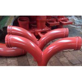 125泵管人字弯管