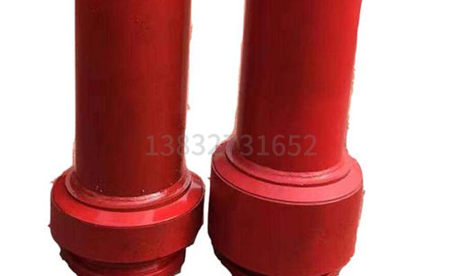 旋转式混凝土泵管