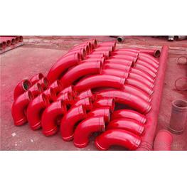 拖泵泵管弯头