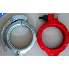 锻造泵车泵管卡扣