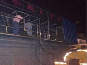 上海水处理中心污水池清理