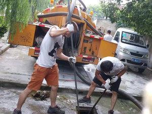上海物业化粪池清理