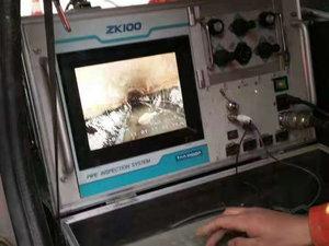 上海市政管道CCTV检测