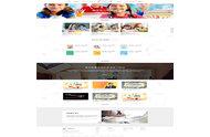 扬中网站建设——阅读巴适教育网站制作设计