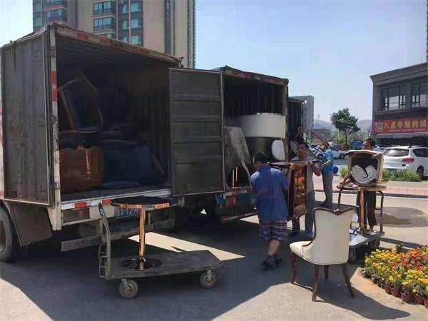 海珠区客村请搬家公司搬家多少钱体验极致服务