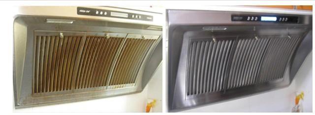 石家庄抽油烟机清洗方法