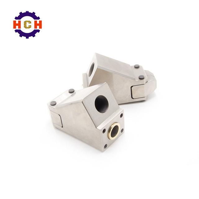CNC铝加工