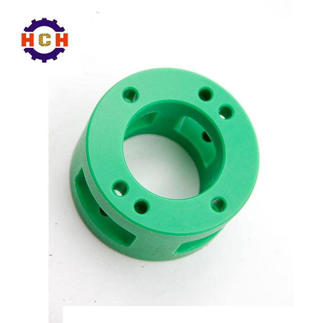 CNC精密塑胶零件加工