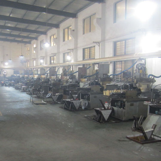 Fully ground HSS drill bits making equipments