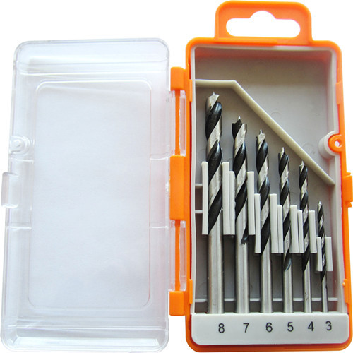 WD30060-6PCS Brad Point Drill Bits Set