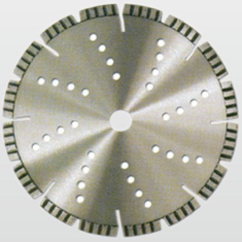 Turbo Segmented Diamond Saw Blades-Laser Welded