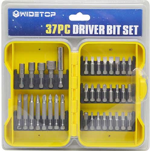 WD56637-37PCS Driver Bits Set