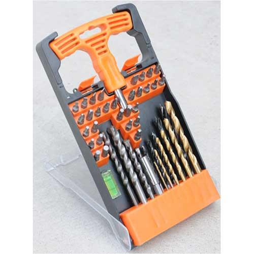 WD50B-50pcs drill bits set