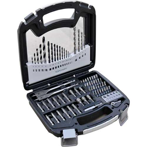 WD55575-75pcs drill bits set