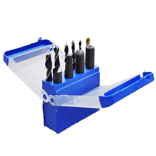 WDC10A-10pcs drill bits set