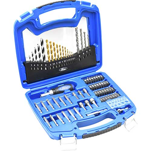 WD55574-74pcs drill bits set