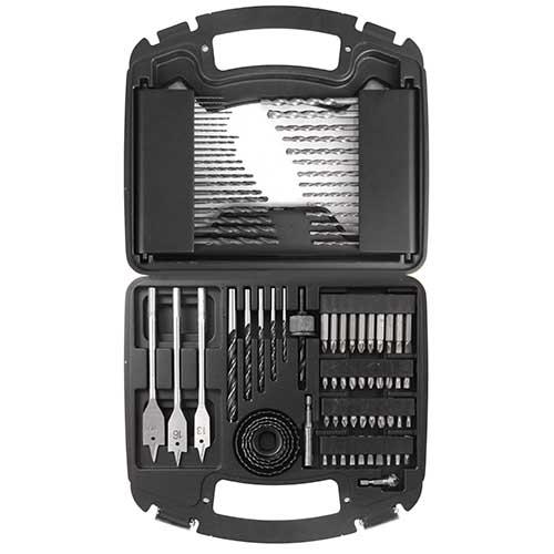 WD55590-90pcs drill bits set
