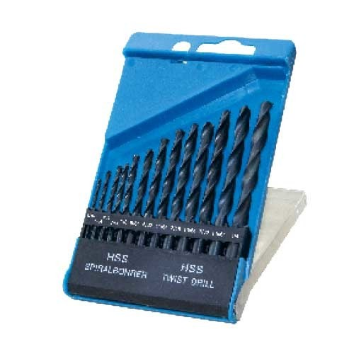 WD10130IN-13PCS Roll forged Twist Drill Bits Inch size