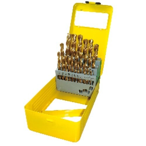 WD11290INT-29PCS half ground Twist Drill Bits Inch size