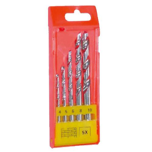 WD20005-5PCS Masonry drill bits set