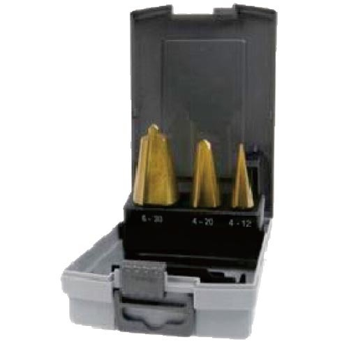 WD17230-3PCS HSS sheet peeling drill bits set