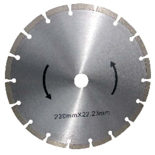 High frequency Welded Diamond Saw Blade