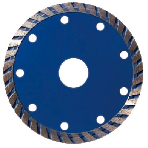 Standard turbo diamond saw blade