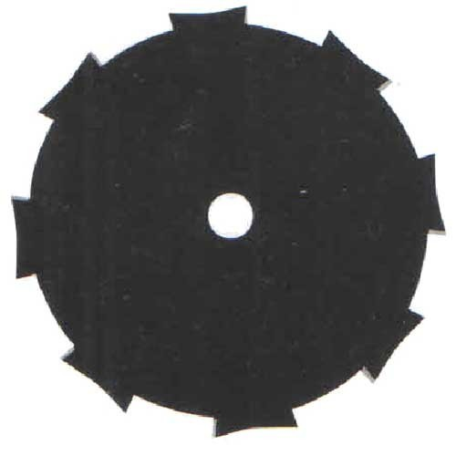 Circular Saw Blades for cutting bush and grass type E