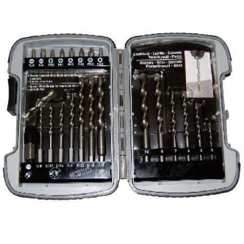 WD81022-22PCS Drill bits set