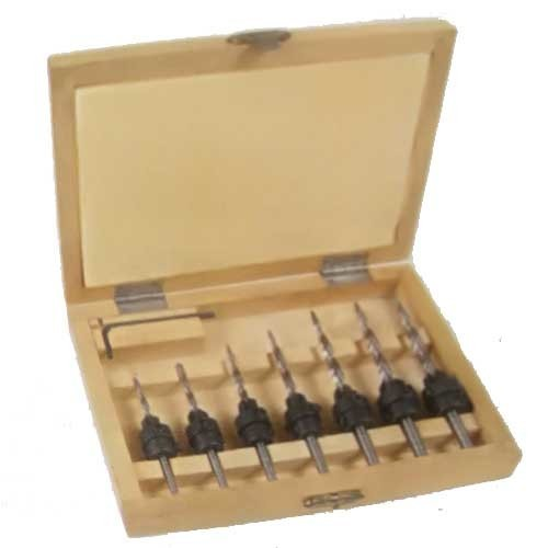 WDH070-7PCS Countersink drill set for wood screw