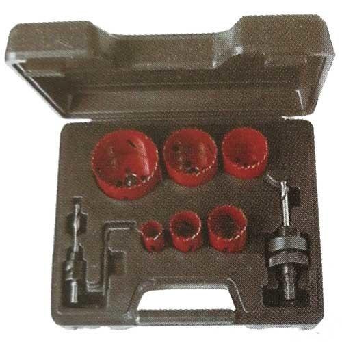 WDBH0090-9PCS BI-Metal hole saws set