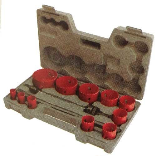 WDBH0015-15PCS BI-Metal hole saws set