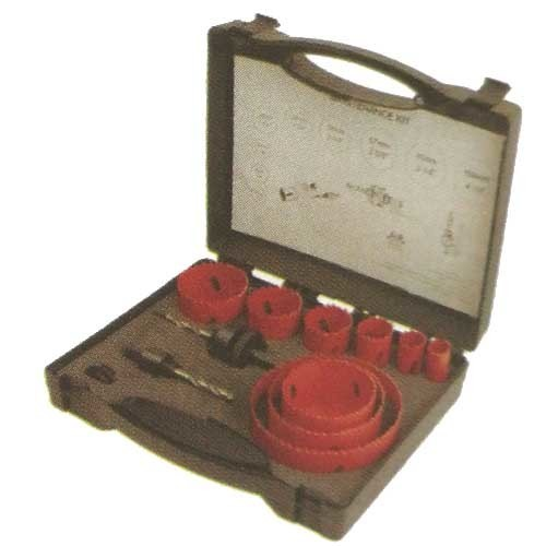 WDBH0012-12PCS BI-Metal hole saws set
