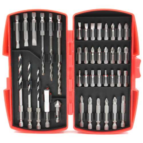 WD41AC-41PCS drill bits set
