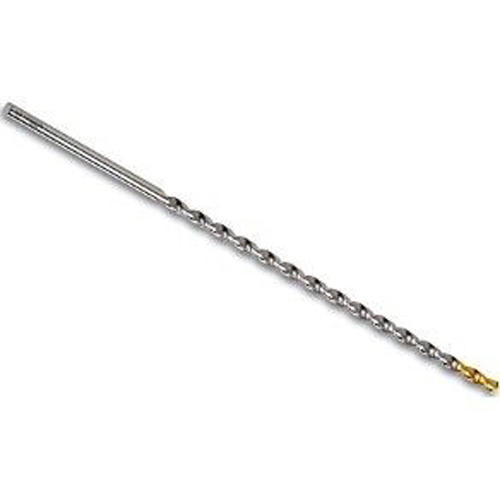 DIN1869 Extra Long High Speed Steel Twist Drill Bits For Metal Bright Finished
