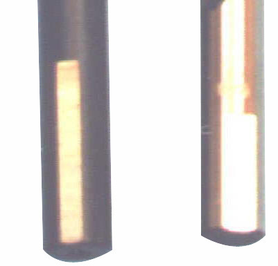 Triangle shank HSS drill bits