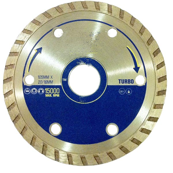 Whole sale Turbo diamond saw blade from the manufacturer in China