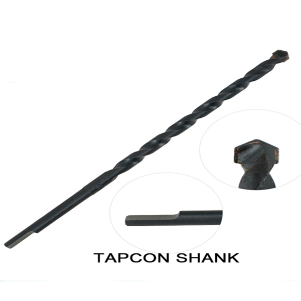 Tapcon screw anchor drill bits