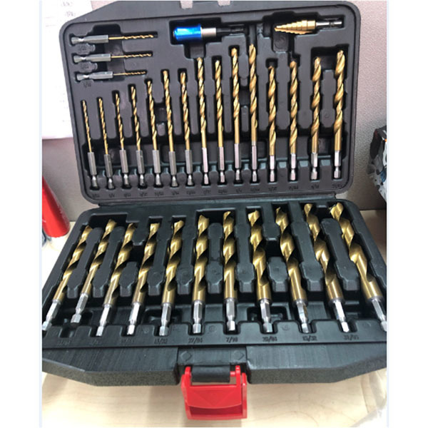 31PCS Hex-shank drill bits set