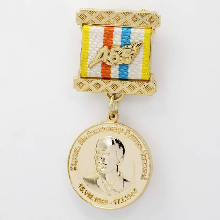 Custom-Metal-Soft-Enamel-Die-Stuck-Medal (4)