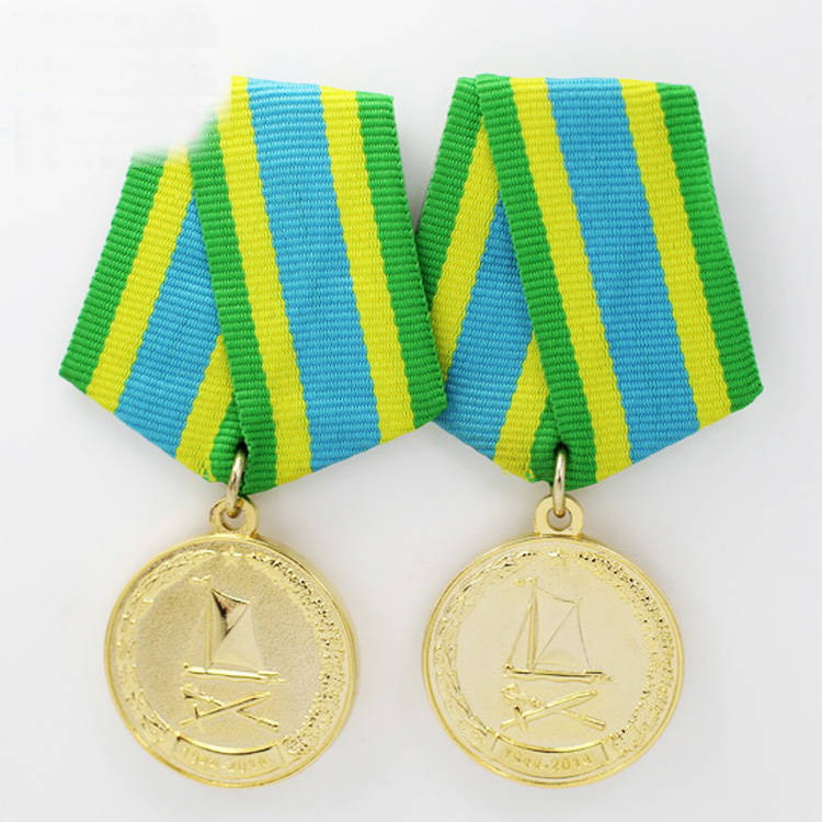 Custom Award Metal Souvenir Masonic Medal Wholesale Honor Medal